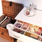 Наборы коробок для хранения белья, украшений, разных мелочей . ИКЕА .