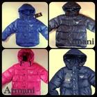 Брендовые детские курточки для мальчиков и девочек!Наличие!