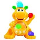 Игрушка - Гиппопотам жонглёр (звук)