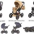 Универсальные коляски Geoby c959 цвета: r381, r382, r397.