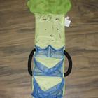 Подвесные карманы для игрушек Брокколи Ikea. Наличие Луганск.