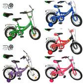 Велосипед детский Profi 12 дюймов P 1242A-P 1248A