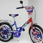 baby-tilly Велосипед Формула 20 20F синий с красным, система: