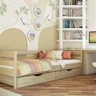 Кровать односпальная Нота +