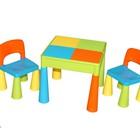 TEGA MAMUT 899 Стол + 2 стульчика