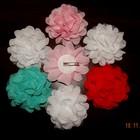 В наличии Большие и маленькие цветы обручи и заколки на голову