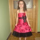 Прокат нарядного платья для выпуска в сад