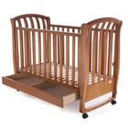 Кроватка деревянная Baby Care BC-800BC тик ламель R