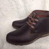 Акция - Зимние ботинки + кроссовки + мокасины размер 41