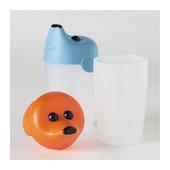 Чашка-поильник Смаска, 2 штуки. Икеа (Ikea)