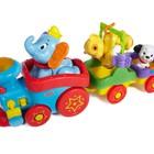 Развивающая музыкальная игрушка фишер прайс(Fisher Price) паровоз
