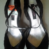Новые шикарные туфли,27см(Америка)