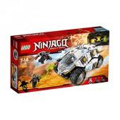 Lego Ninjago Внедорожник титанового ниндзя 70588