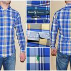 Мужская рубашка POLO (S) б/у