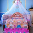 Балдахин универсальный для детской кроватки
