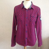 Рубашка для парня,р.164-176,хлопок