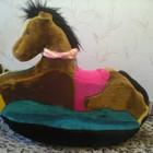 Продам поролоновую качалку лошадку