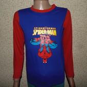 9-10лет.Реглан Spider-Man .Мега выбор обуви и одежды!
