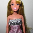 Кукла Барби Аврора из Спящая красавица шарнирная Disney, Mattel