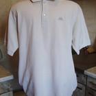 тенниска футболка поло белая Robe di Kappa Размер L 100%котон