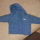 Курточка для мальчика 0-6 месяцев