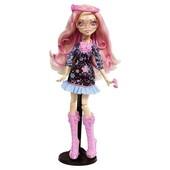 Кукла Monster High монстер хай  Вайперин Горгон серия страх камера мотор