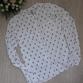 Рубашка размер М fishzone