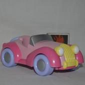 Фирменная машинка кабриолет фигурка наездницы Happy land от ELC mothercare мазекеа