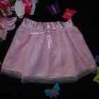 Нарядная юбка tini ted на 6-12 мес,рост 68-80см.(будет дольше)