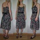 Нежнейшее шифоновое платье H&M размер С(36)
