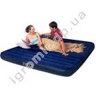 Надувной матрац двухместный Intex Classic Downy Airbeds 68755 (203х183х22см)