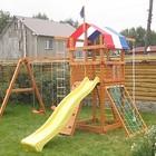 Детская площадка для дачи, игровой комплекс BL-3