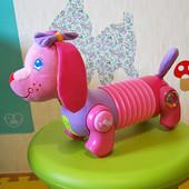 Интерактивная развивающая игрушка Щенок Фиона, Tiny Love, догони меня