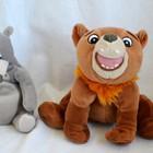 Disney фигурки любимых героев Баллу и Brother bear Братец медведь