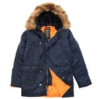Куртка аляска Slim Fit N-3B Parka Alpha Industries, США