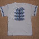 Вышиванки для мальчиков короткий и длинный рукав в наличии р.80-116см