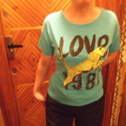 женская футболка Aeropostale из Америки