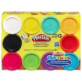 Play Doh Набор пластилина 10 баночек. В наличии
