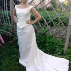 Элегантный свадебный наряд от дизайнера Benjamin Roberts