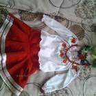 Прокат Украинский народный костюм национальный для девочки 3-5лет