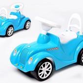 Машина Ретро бирюзовая Орион 900 голубая морская волна каталка толокар машинка