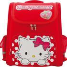 Ранец ортопедический 1 Вересня   Charmmy Kitty  (красный)  551522