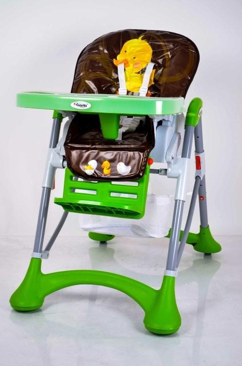 Детский стульчик для кормления dolche mio ch-51 фото №1