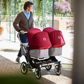 Коляска для двойни Bugaboo Donkey+ Twin New 2018