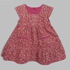 Платье детское Gap ( Размер: 3-6, 6-9, 9-12, 12-18, 18-24, 24-36 мес)
