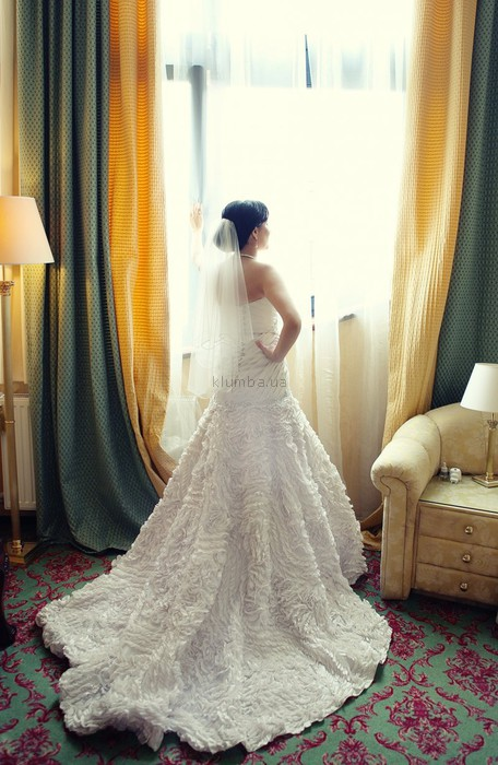 Продам эксклюзивное свадебное платье! фото №1