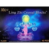 3Д Пазлы Crystal Puzzle: Весы (зодиак) (9045A)