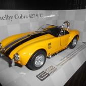 Kinsmart металлическая машинка Shelby Cobra. В наличии.