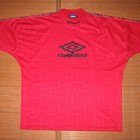 Umbro (XL) спортивная футболка