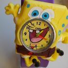 Часы на гибком браслете